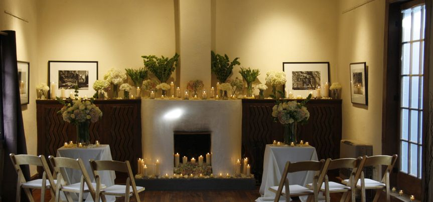 A unique venue in a historic home on Canyon Road in Santa Fe, New Mexico that is the Gallery and...