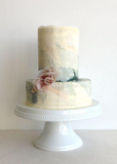 Jasmine Rae Cakes Wedding Cake San Francisco Ca Weddingwire