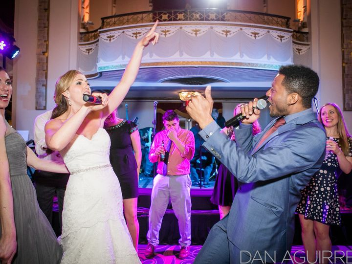 Tmx 1446582511973 Lindsay And Jeremy Park Plaza Hotel Dan Aguirre Boston, Massachusetts wedding band