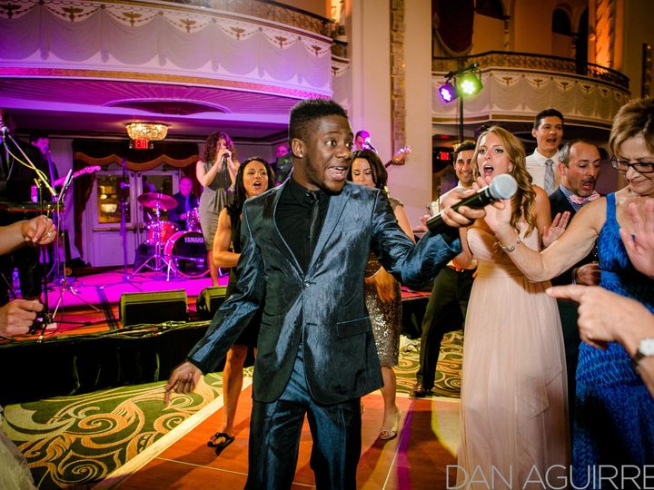 Tmx 1446582551721 Lindsay And Jeremy Park Plaza Hotel Dan Aguirre4 Boston, Massachusetts wedding band