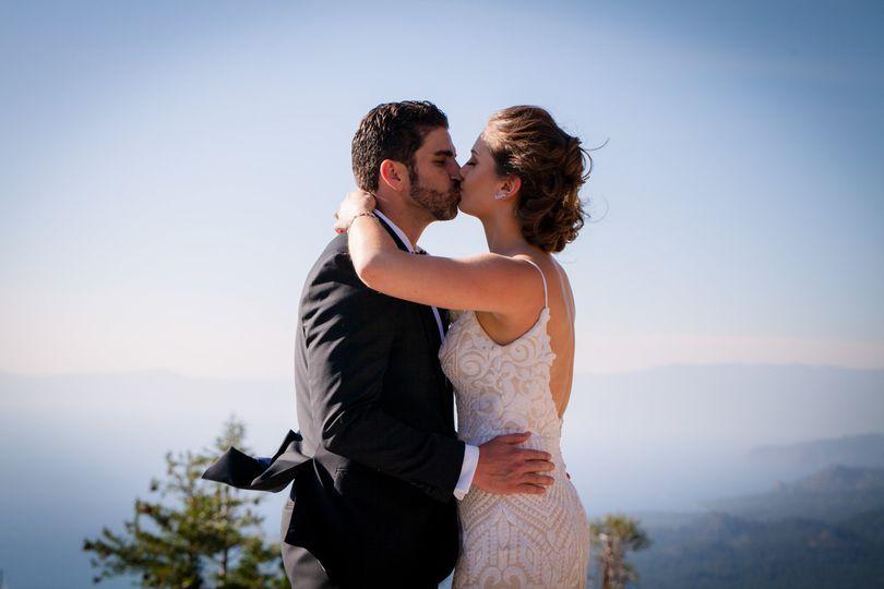 Tahoe kiss
