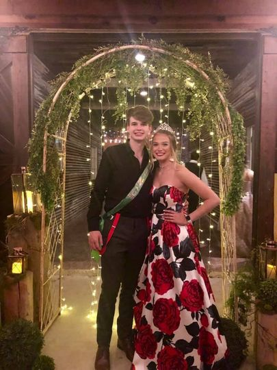 Rio Vista Prom King/Queen 2019