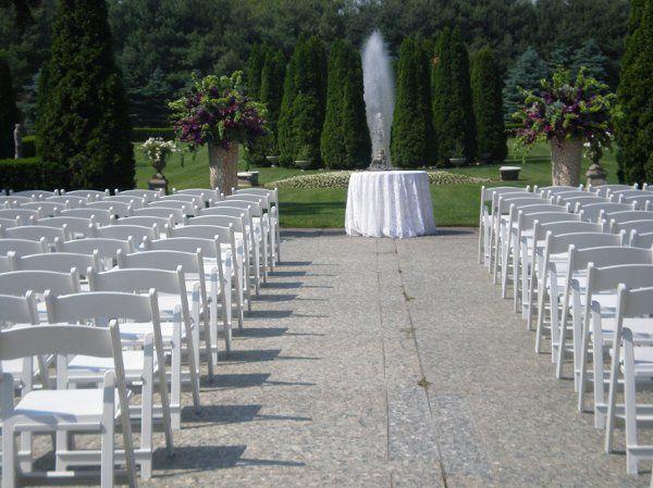 Tmx 1326910026763 OutdoorCeremony East Meadow, New York wedding venue