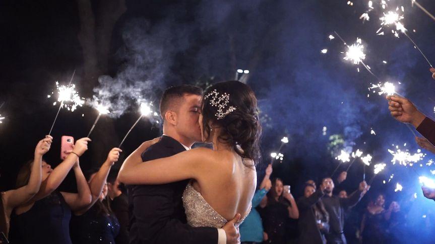 Everlasting Image Films - Dallas Fort Worth Wedding Videographer = Wedding at Hidden waters