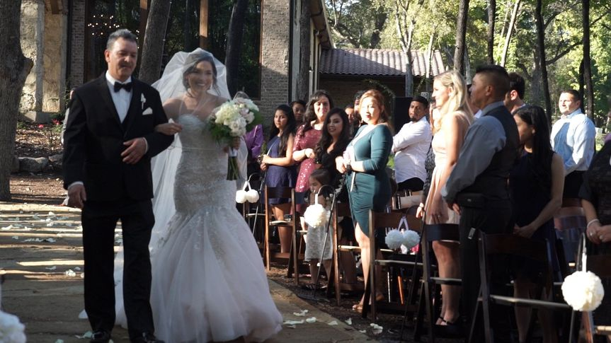Everlasting Image Films - Dallas Fort Worth Wedding Videographer - Wedding at Hidden waters
