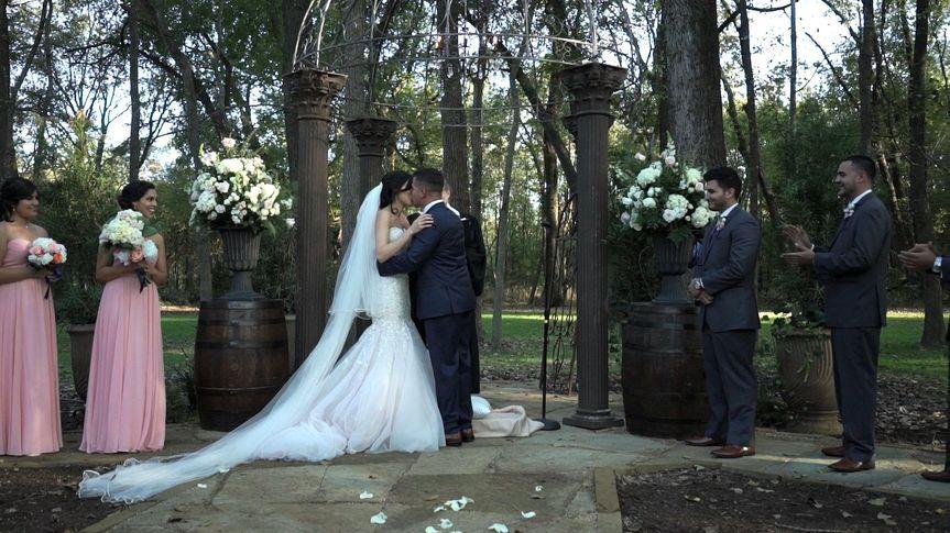 Everlasting Image Films - Dallas Fort Worth Wedding Videographer - Wedding at Hidden waters