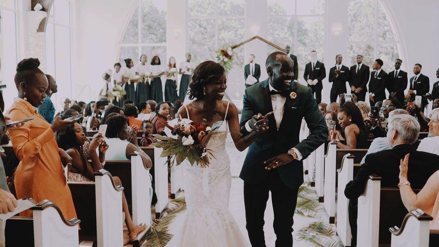 Everlasting Wedding Films - Dallas Fort Worth Wedding Videographer - Wedding at The Bowden Wedding...