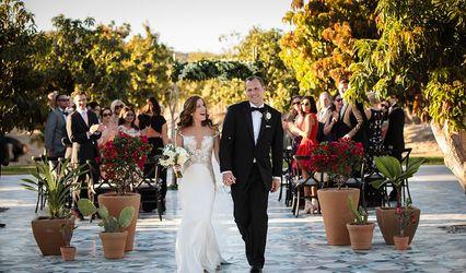 The wedding of Chris and Amy