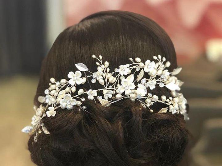 Tmx Bridal Trial From Today Bride Bridalhair Wedding Weddinghair Bride2018 Bridetobe Feyonce Hairstylist 51 1931329 158216177055035 San Leandro, CA wedding beauty