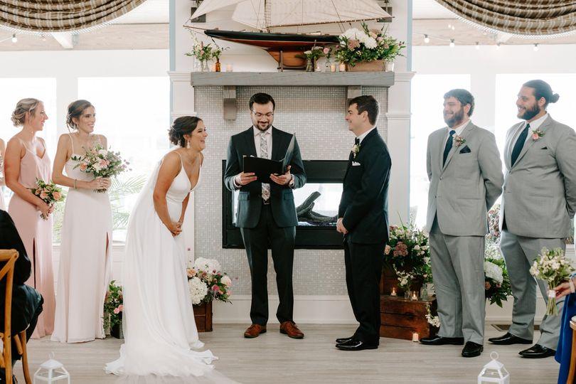 Hotel LBI Wedding