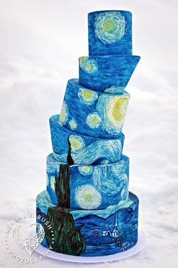 A to Z cakes, LLC - Wedding Cake - Quechee, VT - WeddingWire