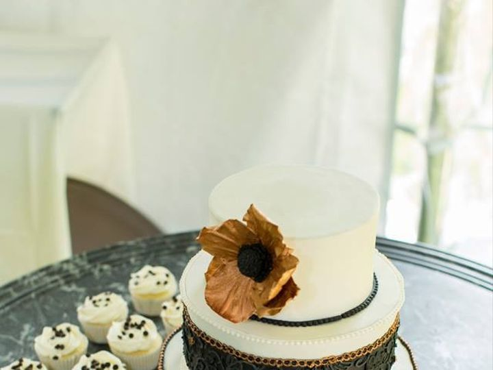 Tmx 1449099014429 Tricia  Roger 2 New London, NH wedding cake