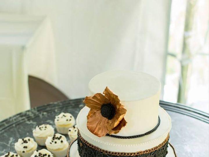 Tmx 1449099014429 Tricia  Roger 2 New London, NH wedding cake