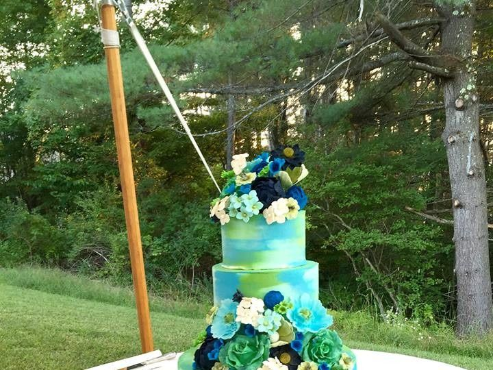 Tmx 1476208454113 Daronjohn New London, NH wedding cake