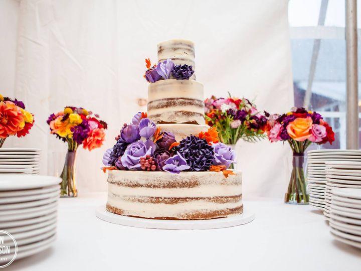 Tmx 1484563776585 Marielle Dan Hudson New London, NH wedding cake