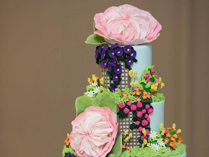 Tmx 1508885516172 Nana  Papa New London, NH wedding cake