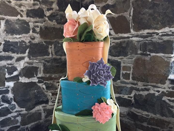 Tmx 1508885531847 Shaker New London, NH wedding cake