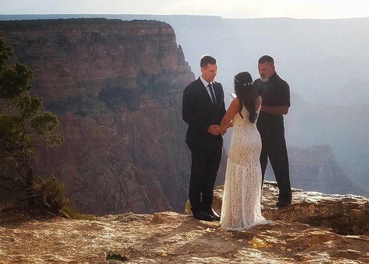 Grand Canyon Wedding, Lipan Point