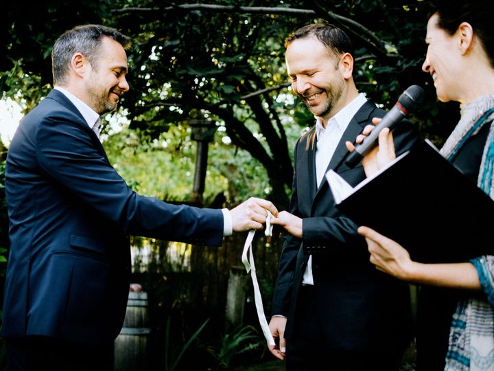 Tmx 1420661833706 Seattle Gay Weddings Photographer Todd And Santiag Seattle, WA wedding officiant