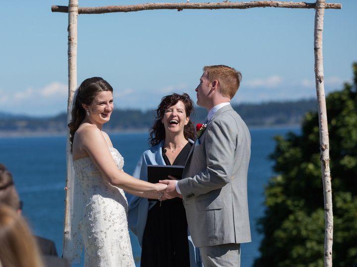 Tmx 1476998067336 Anna Patrick Wedding Day 0664 1 Seattle, WA wedding officiant