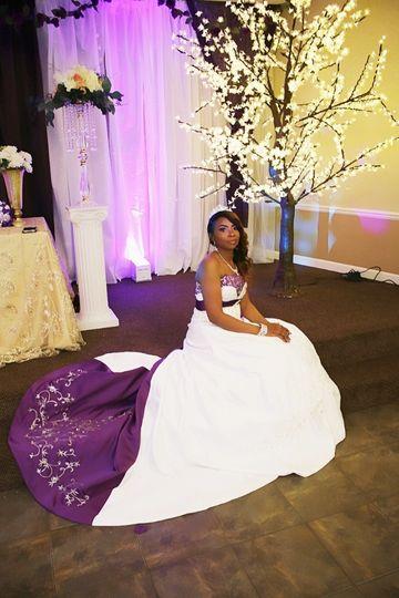 Wedding Alter w/ Head Table