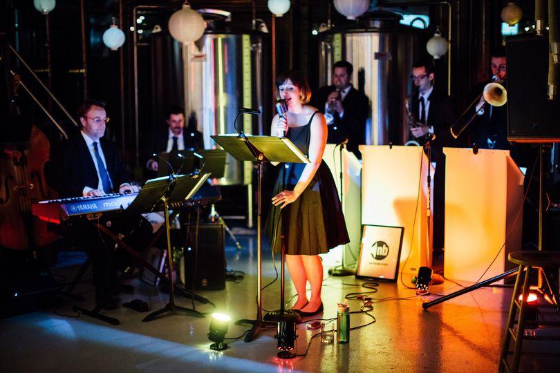 7 Piece Jazz Band