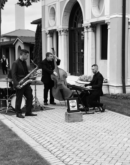Jazz Quartet cocktail Hour