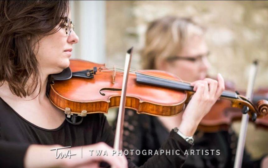 String Quartet Ceremony