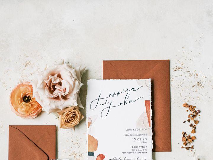 Tmx Bfc Sept 23 51 623329 161099937376996 Burleson, Texas wedding invitation