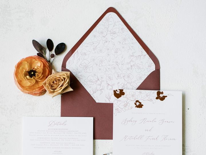 Tmx Bfc Sept 55 51 623329 161099937346341 Burleson, Texas wedding invitation