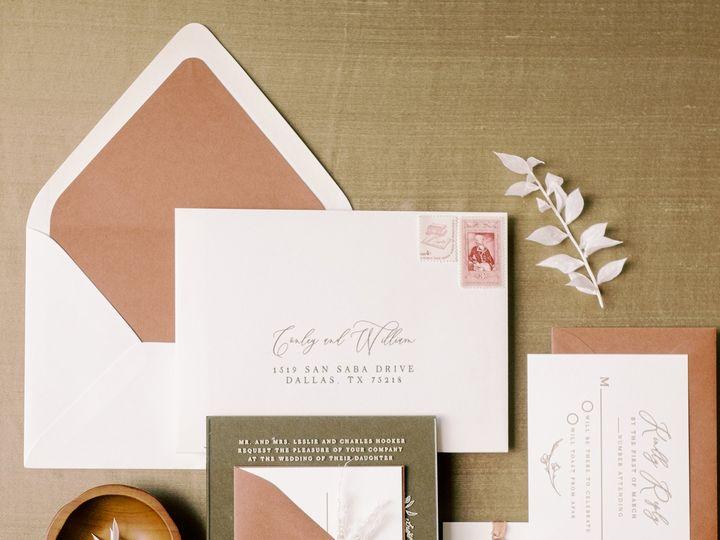 Tmx Conleywilliam Rachelelainephotography1 51 623329 161782505595152 Burleson, Texas wedding invitation