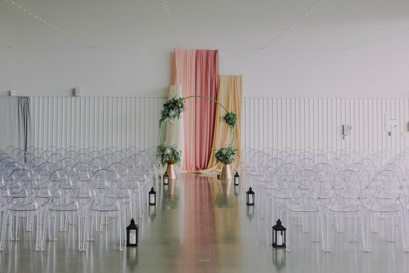 Ceremony ready