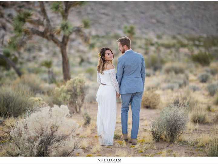 Tmx 1509475167215 Joshua Tree Wedding Photos Elopement 29 Beverly Hills, CA wedding photography