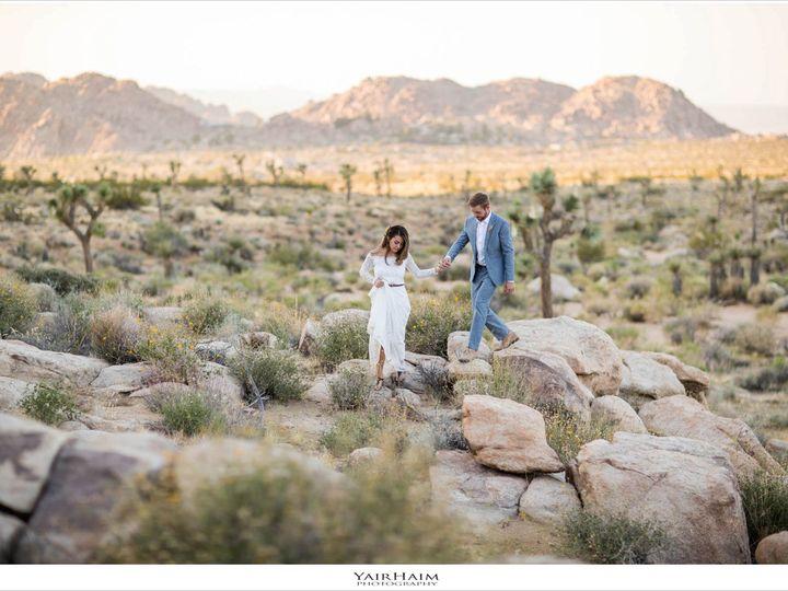 Tmx 1509475200661 Joshua Tree Wedding Photos Elopement 33 Beverly Hills, CA wedding photography