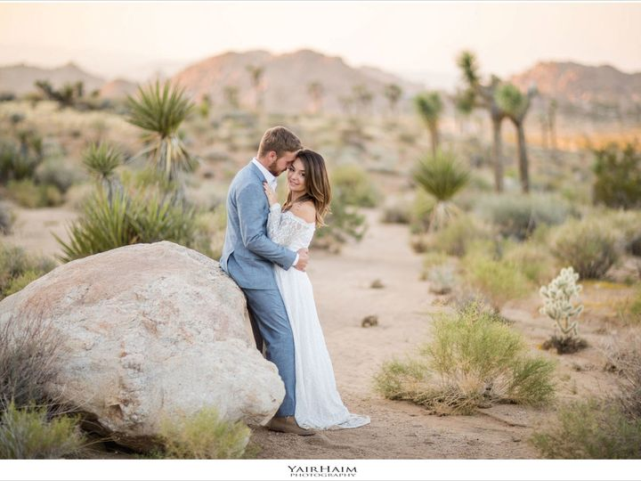 Tmx 1509475222462 Joshua Tree Wedding Photos Elopement 36 Beverly Hills, CA wedding photography