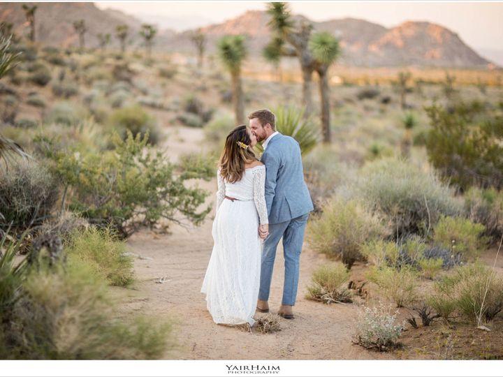 Tmx 1509475234353 Joshua Tree Wedding Photos Elopement 37 Beverly Hills, CA wedding photography
