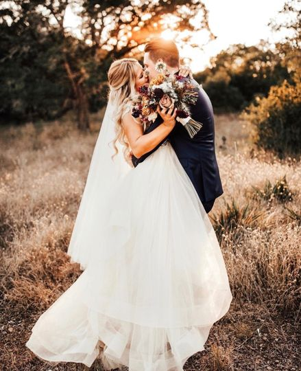 A Recent Bride!