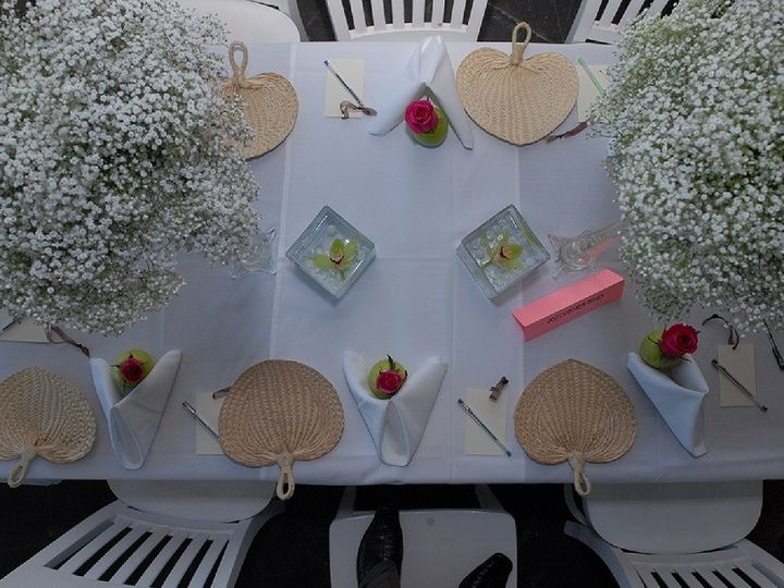 Tmx 1414091876878 3.31.07 Tabletop Resized Keller, Texas wedding florist