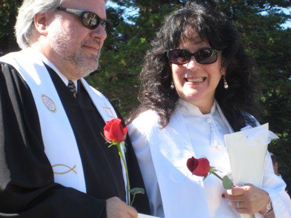Tmx 1325727224997 UsMarkSharonswedding2 Franklin Park, NJ wedding officiant
