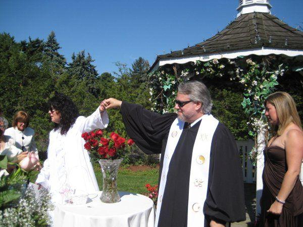 Tmx 1325727225920 UsMarkSharonswedding3 Franklin Park, NJ wedding officiant