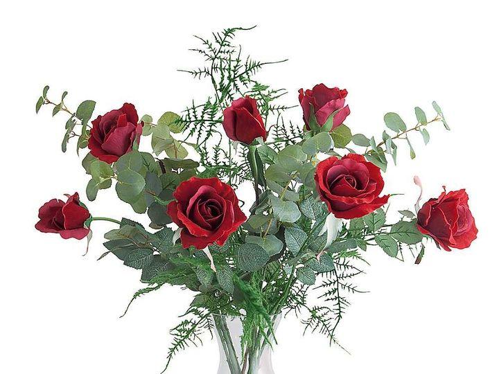 Tmx 1366176078629 Red Roses Artificial Flowers68d499frsp Corona wedding florist