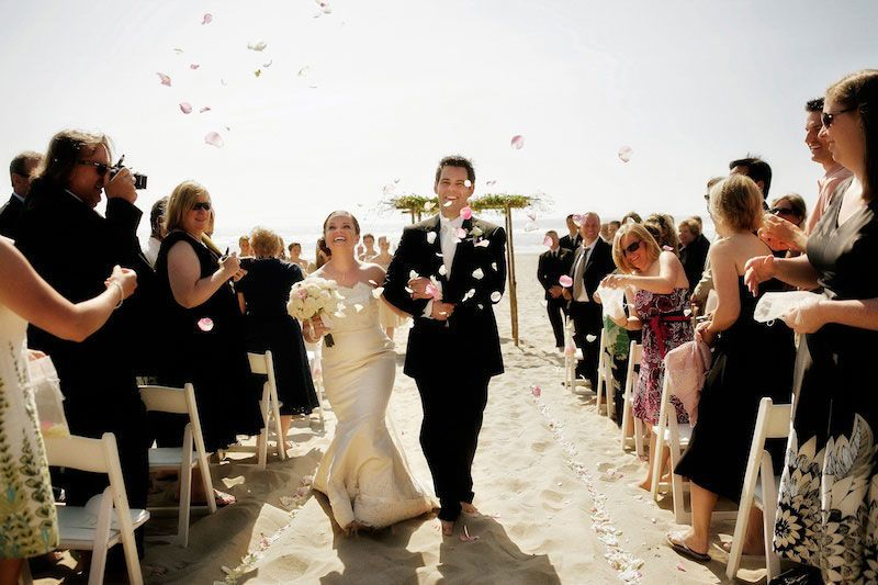 Wedding recession