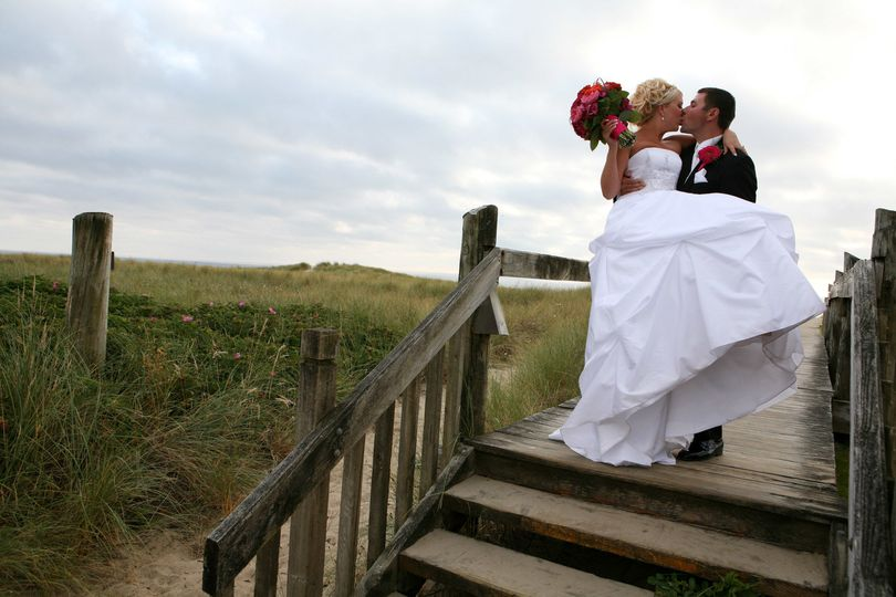 Couple's photo