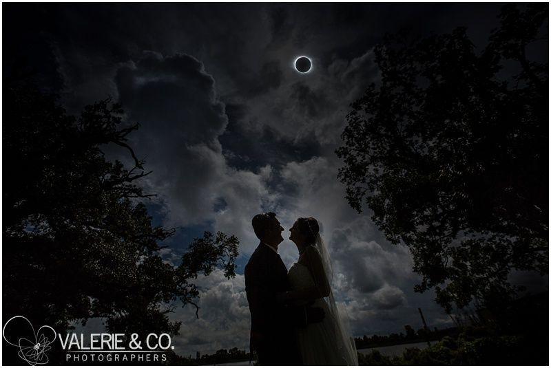 Solar Eclipse wedding! August 2017