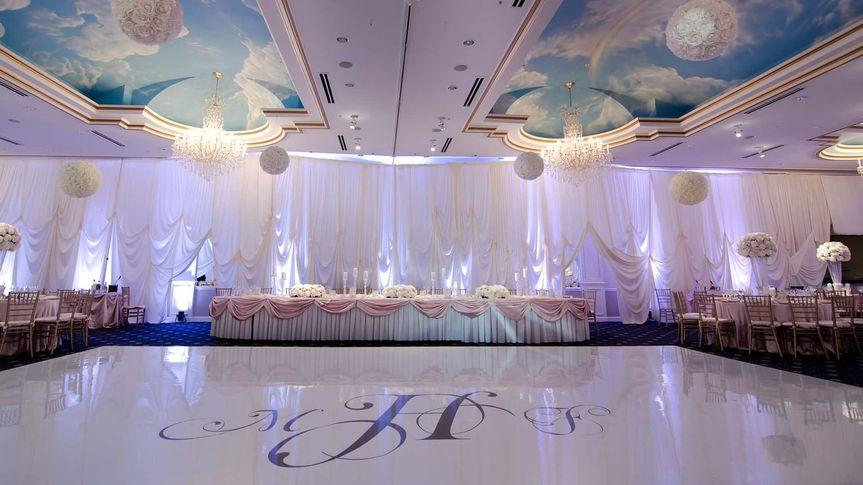 Blue night banquet hall venue escondido ca weddingwire for 100 beauty salon escondido