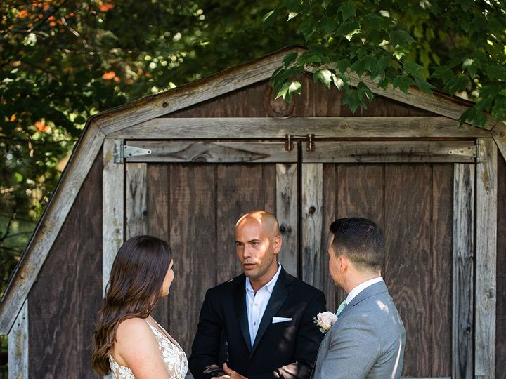 Tmx Backyard Wedding Ramsey Nj Bestweddingofficiant Com 51 639329 160077460554593 Trenton, NJ wedding officiant