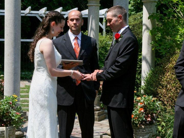 Tmx Nj Wedding Officiant Sayen Garden Hamilton Nj 1 51 639329 157399404454868 Trenton, NJ wedding officiant