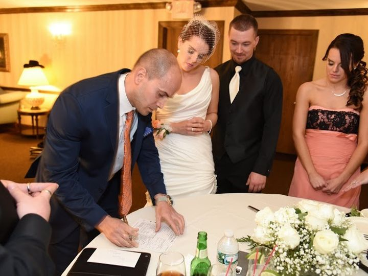 Tmx Pierres South Brunswick Nj Wedding Officiant Signing 51 639329 1556842594 Trenton, NJ wedding officiant