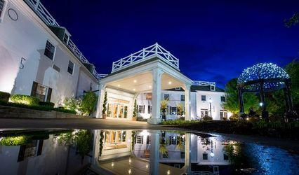 The Glen Sanders Mansion