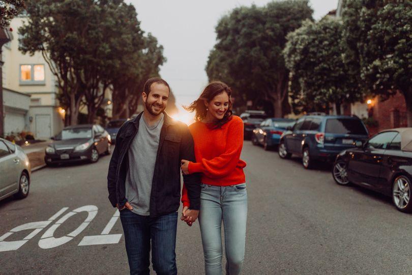 San Francisco lovers